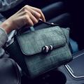 Trapeze Mini Bags Women s Bag Handbag Pu Leather Alligator Designer Handbags Famous Brands Gourd Lock