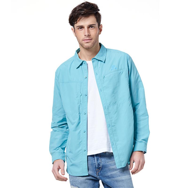 2015 new fashion high quality summer uv protection long for Uv fishing shirts