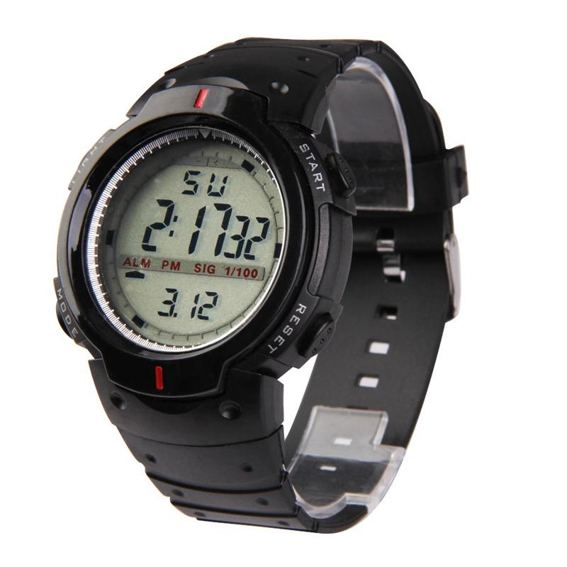 new fashion s backlight reloj hombre outdoor