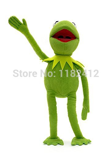 The Muppets Movie Kermit the Frog Plush Doll Mini 23cm Cute Stuffed Animals Kids Toys for Children Gifts(China (Mainland))