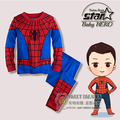 The Avengers Cosplay Children Boys Clothing set Baby Boy Captain America Sports Suits Kids 2pcs Sets