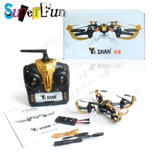 2014 latest! ! YI ZHAN toys X4# 2.4GHZ R/C SERIES 4 CHANNEL 6-AXIS GYRO RC Quadcopter(RTF). Free shipping.