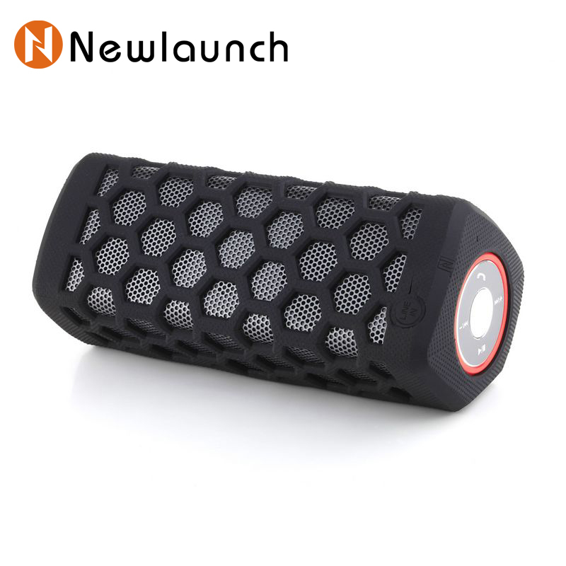 10W Outdoor Waterproof portable Bluetooth Speaker Wireless Stereo speakers bike sound box 7000mA loudspeakers caixa de som(China (Mainland))