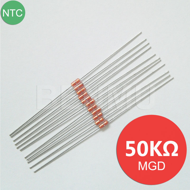 Aliexpress Com Buy Mgd18 50k 1 4000 Ntc Thermistor Variable Thermal Sensitive Resistor For
