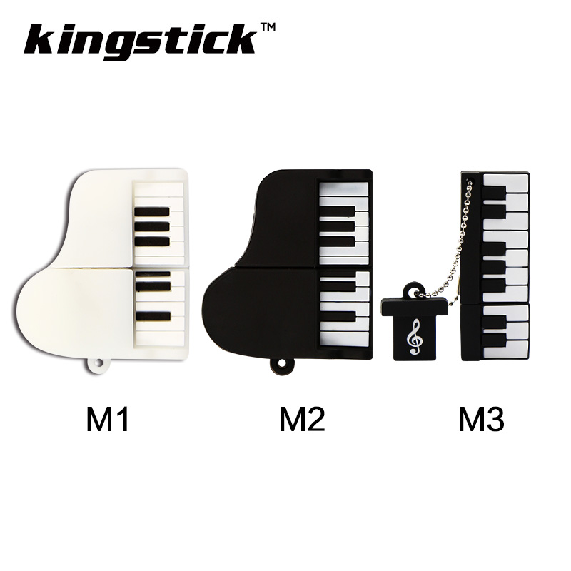 2017 Super Mini Piano Memory Stick 32GB pendrive 16GB 8GB USB Flash Drive 4GB Pen Drive Lovely USB Flash U Disk USB 2.0(China (Mainland))