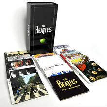 NEW 2015 Beatles Box Set —  in Stereo CD Collection Studio Recordings