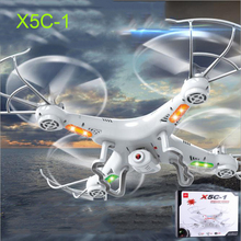 Syma X5C-1 Quadcopter Drone With Camera rc helicopters Remote controlled aircraft