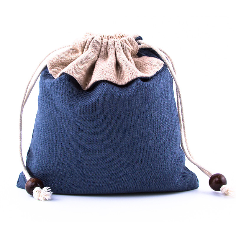 Storage Bag Drawstring Storage Bag Solid Color Small Items Of Jewelry Pouch Cloth Bag(China (Mainland))