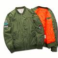5XL Bomber Jacket Men Winter Military Hip Hop Camouflage Flight Bomber Jacket Thick army Veste Homme