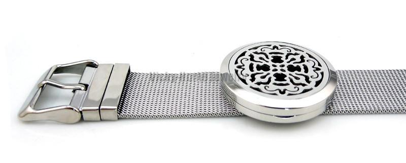 VH-PDL156-2 Diffuser Locket Bracelet