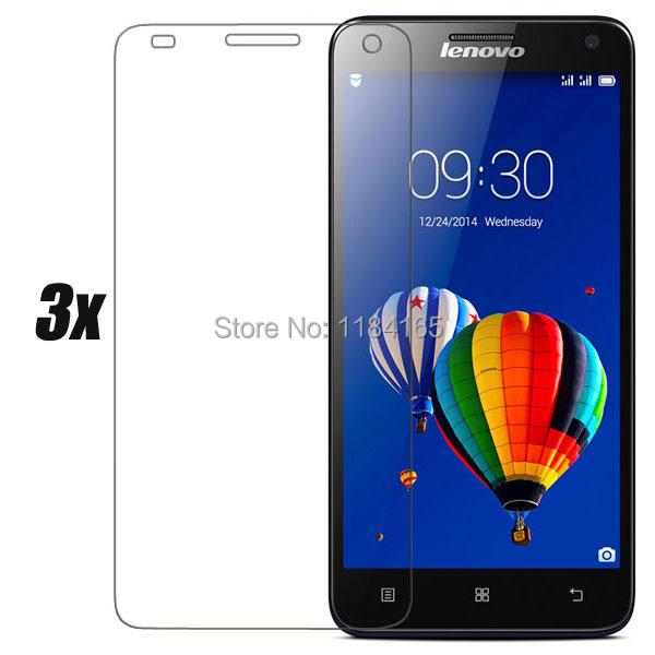 Защитная пленка для мобильных телефонов 3pcs/lenovo S580 protect защитная пленка для lenovo vibe c2 k10a40 матовая