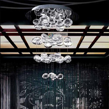 Height 100cm - Murano Due Bubble Glass Chandelier Hanging Light Pendant Lamp(China (Mainland))