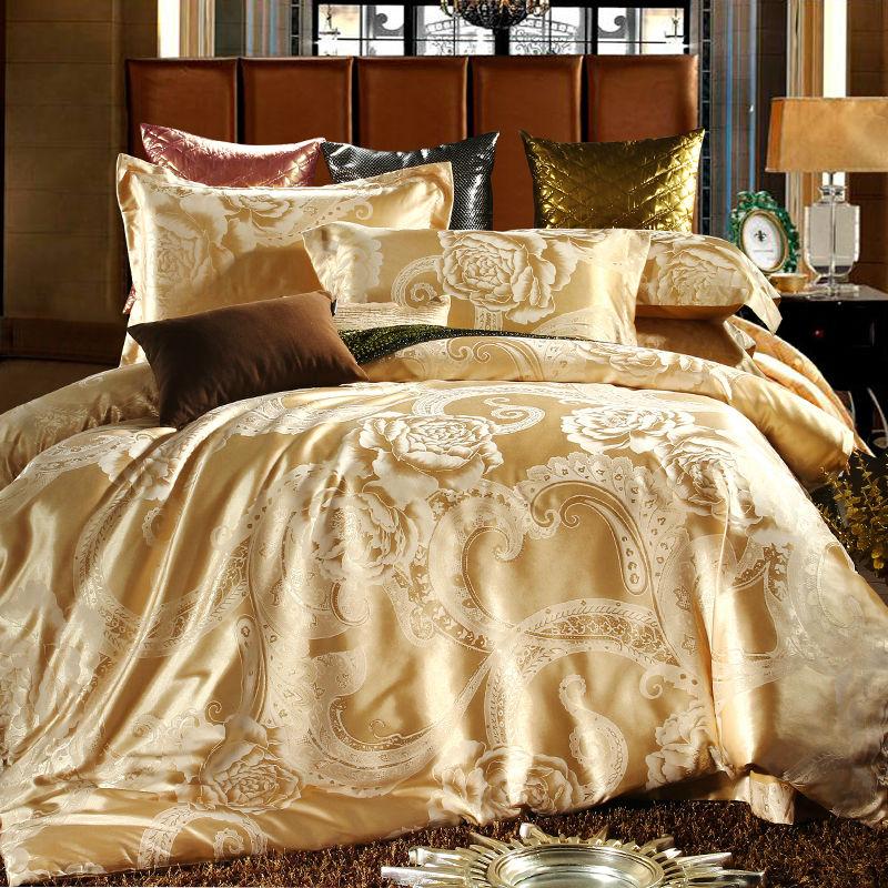 Königlichen Betten Set Werbeaktion-Shop für Werbeaktion ...