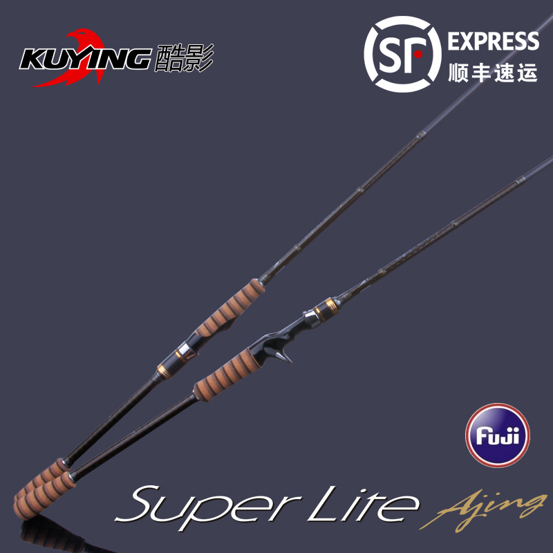 Experience professional Tin rod SAS 2.1-2.58M spining and casting handle shank root horses mouth fishing rod<br><br>Aliexpress