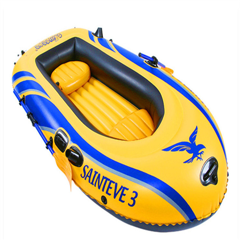 Hot sell new inflatable boat rubber boats person With 2 people fishing boat hovercraft wholesale(China (Mainland))