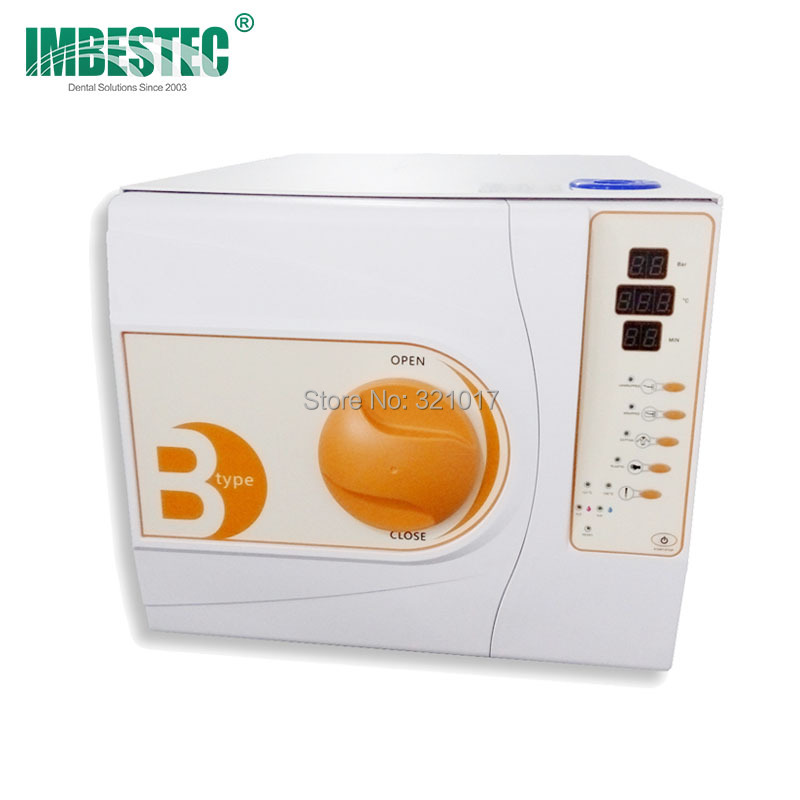 23L Vacuum Steam Dental Autoclave Sterilizer Euro Class(China (Mainland))