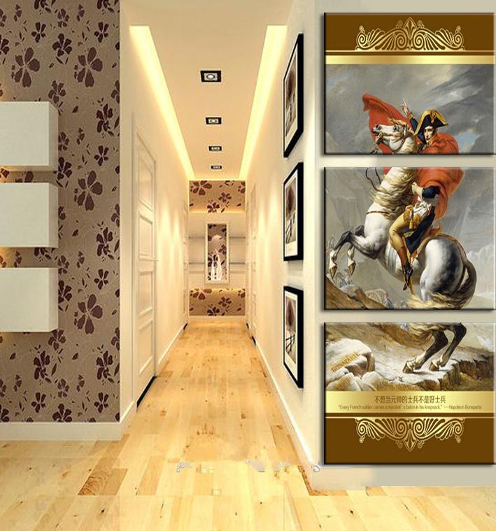 Online kopen wholesale napoleon portret uit china napoleon portret groothandel - Decoratie kantoor ...
