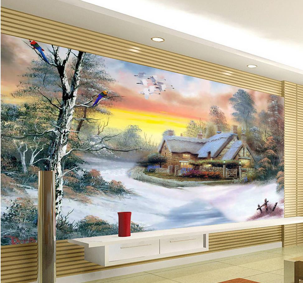 3d Murals Paintings Images