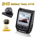 Blueskysea DVR B40 A118 Novatek 96650 full HD 1080P 6G Lens H 264 Mini Car Dash