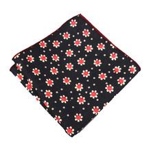 High Quality Hankerchief Scarves Vintage Hankies Men's Pocket Square Handkerchiefs 100% Cotton Export 23*23cm(China (Mainland))