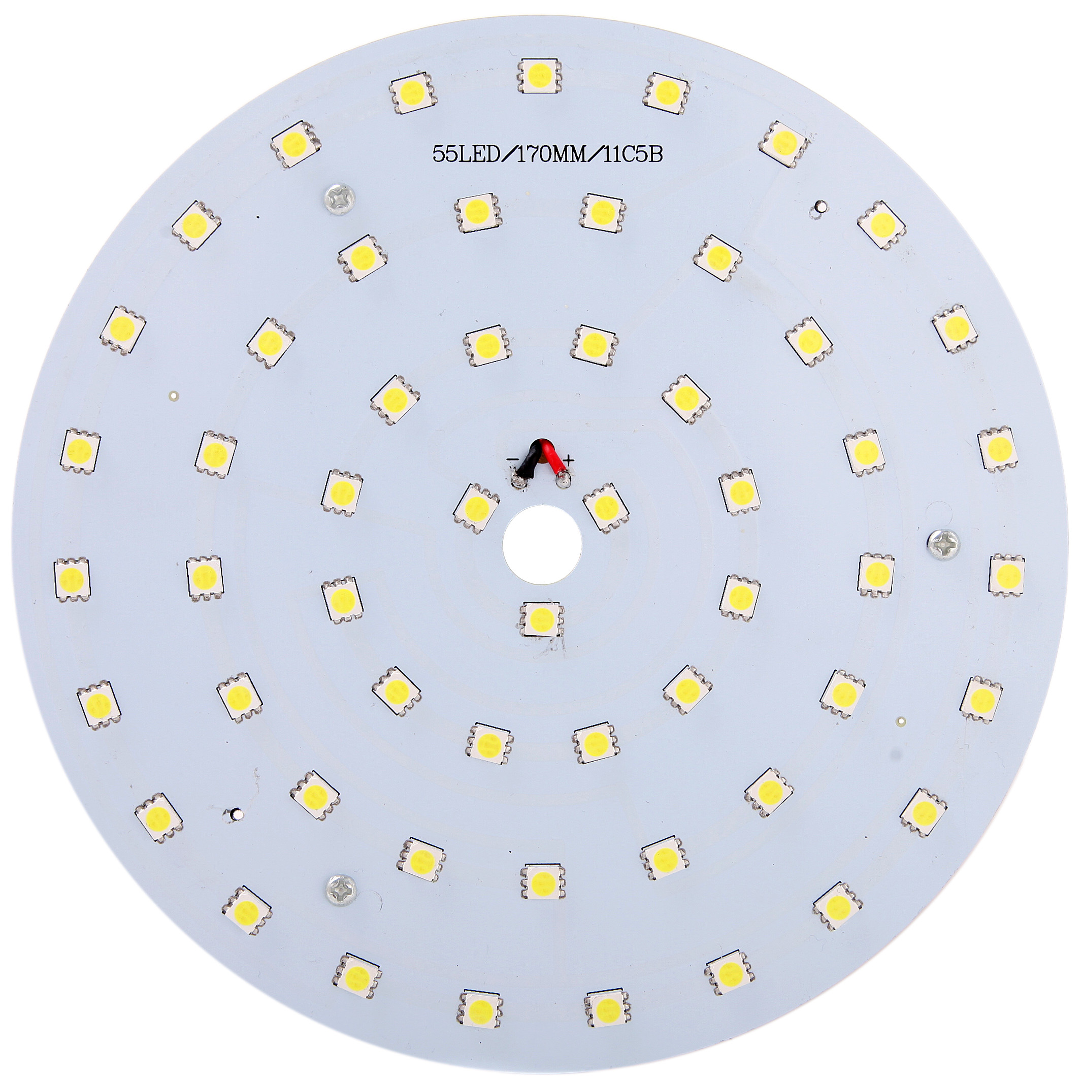 Bright aluminum plate 12 tile led ceiling light transformation plate led energy saving lamp plate constant current power supply(China (Mainland))