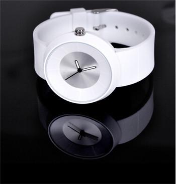 New Men Women Creative Geek Waterproof Cool Lovers' Unisex Quartz Rubber Strap Fashion Casual Wristwatches Relogio Sport Watches(China (Mainland))