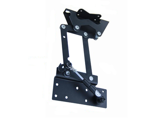 Multi-function furniture fitting lift up mechanism for coffee table(China (Mainland))