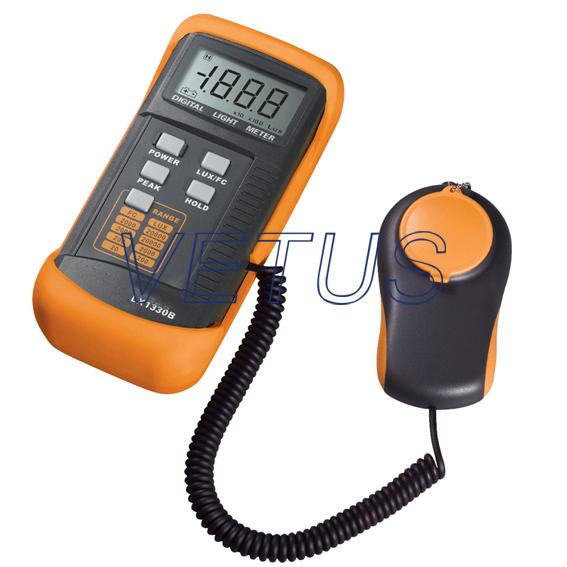 LX1330B Pocket Handheld Digital lux Light Meter Tester Photometer