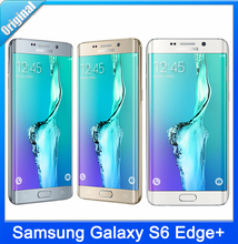 New Original Samsung Galaxy S6 Edge Plus Dual SIM Phone Octa Core 4G RAM 32G ROM 16MP Camera 5.7″ Smartphone DHL Free Shipping