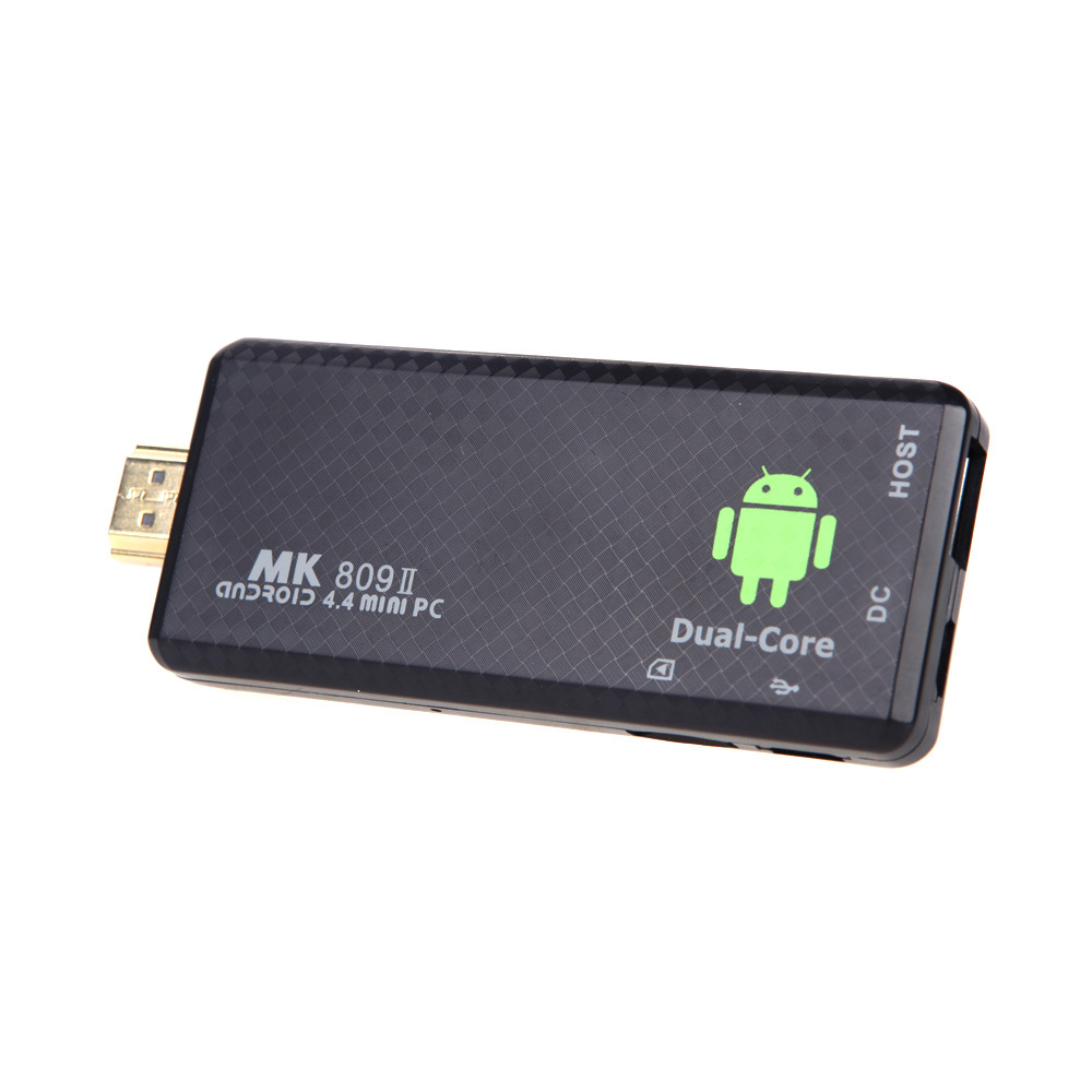 MK809II mini PC RK3066 dual-core bluetooth android 4.2.2 android player TV Stick(China (Mainland))