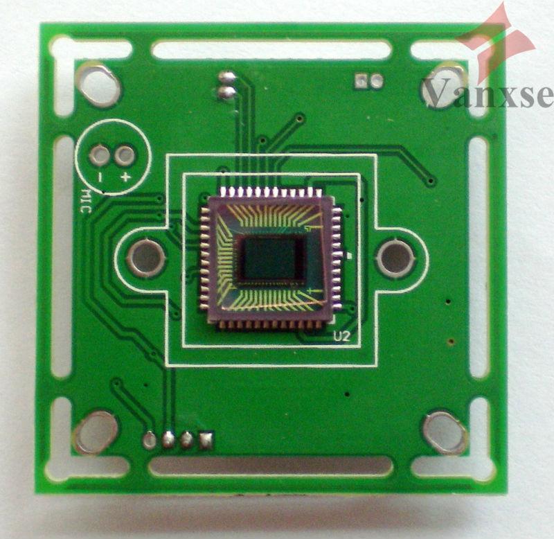 vanxse CCTV 1/3 CMOS 700TVL Board Camera Security CCTV Main PVC Board(China (Mainland))