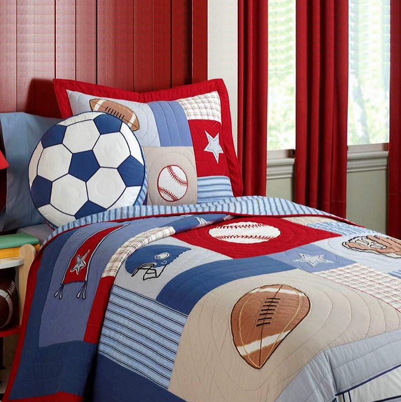 Pirate Bedding Twin Size