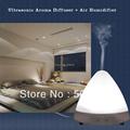חם למכור!!!משלוח חינם שינוי צבע שמן ארומה מפזר + אולטרסאונד אוויר מכשיר אדים+15 תאורת led אפשרות מצב
