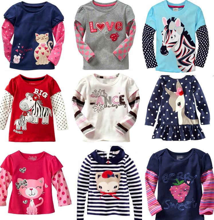 Retail Brand 2015 New Cotton Kids Clothes Child