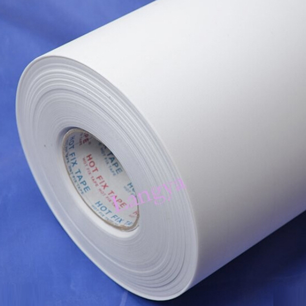 LY14247 rhinestone motif hotfix transfer paper hot fix tape $2.29/meter CPAM free acrylic glue PVC plastic(Hong Kong)