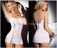 Wholesale Free Shipping Sexy Lingerie High-quality Factory Price European And American Tycoon Women Nightdress