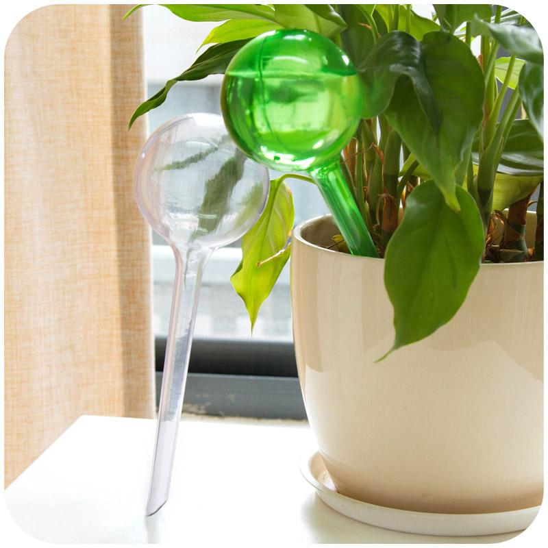 Non pianta della casa auto irrigazione di plastica viaggi lampadina ...
