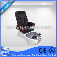 Doshower DS-8004 cheap la rosa spa pedicure chair, lady full body massage pedicure spa chair(China (Mainland))