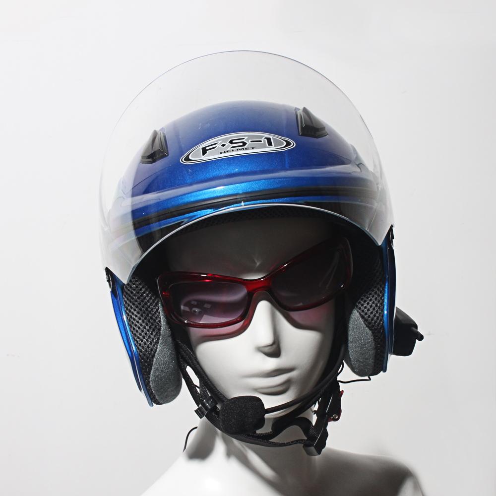 V2-500 BT Motorcycle Bluetooth Headset Helmet Intercom Interphone (Pack of 2)(China (Mainland))