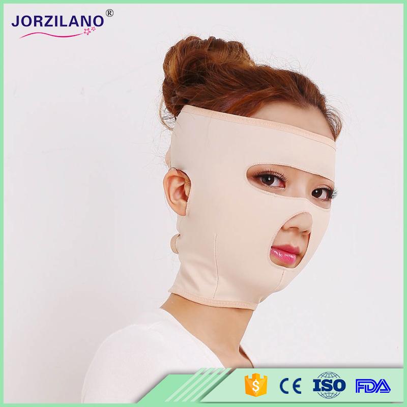 Full Face-lift masks,Health Care Thin Face Mask Slimming Facial Thin Masseter Double Chin Beauty Face Lifting Bandage Belt(China (Mainland))
