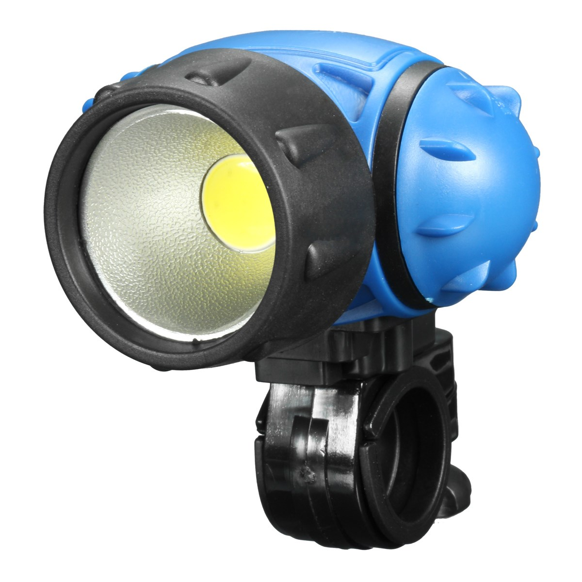 OUTERDO MTB Road Mountain Bike Ultra Bright LED Front Light Bicycle COB LED Headlight Cycling Head Light Bicycle Accessories