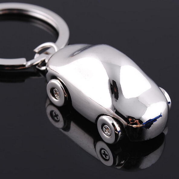 Creative Gifts Car Styling Car Keychain Key Chain Key Ring Souvenir Chaveiro Carro Llaveros Car(China (Mainland))