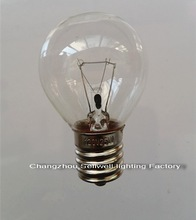 1000pcs/lot E17 220V 40W Screw bulb Incandescent  lamp A1207(China (Mainland))