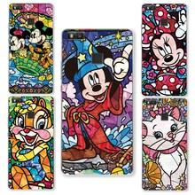 Buy coque Huawei Y3 II case Y3II Y5II Mickey soft silicone TPU cover 2017 new arrivals original fundas Huawei Y5 II case for $1.49 in AliExpress store