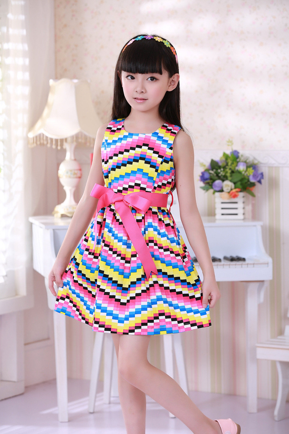 Girls Summer Dress – Fashion dresses
