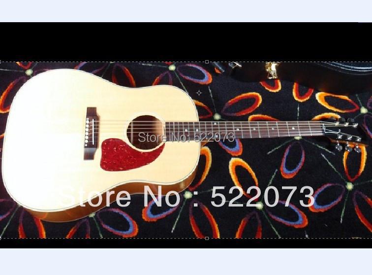 best china guitar CUSTOM 2012STANDARD ACOUSTIC PICKUP! OEM Musical Instruments Free Shipping!!!!!(China (Mainland))