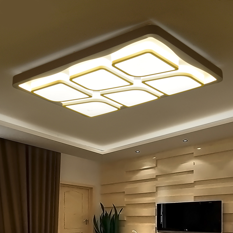 Modern Fixture Ceiling Lights For Dining room Study room LED Lustres Living Room Metting room Light Home Lighting Free shipping(China (Mainland))