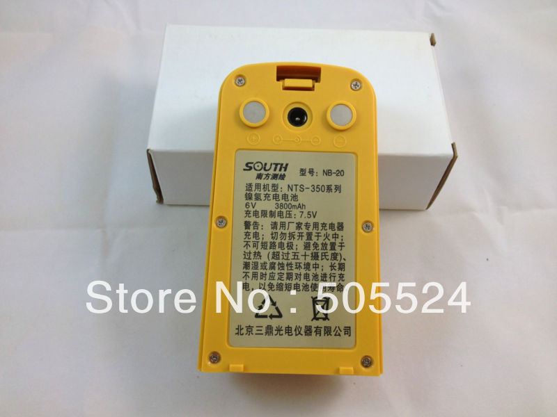 New South Survey Total Station Battery NB 20 for South Total Stations