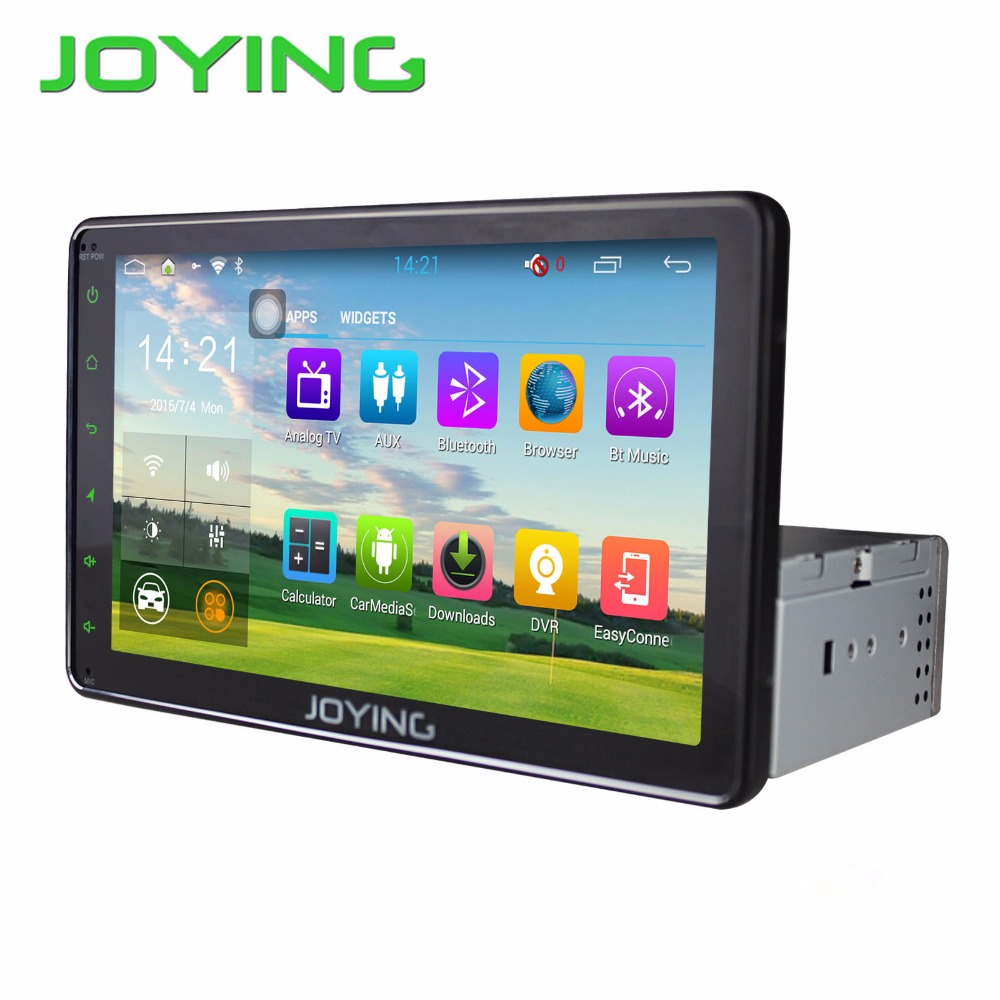 buy joying car stereo autoradio gps navigation for universal 8 single 1 din. Black Bedroom Furniture Sets. Home Design Ideas