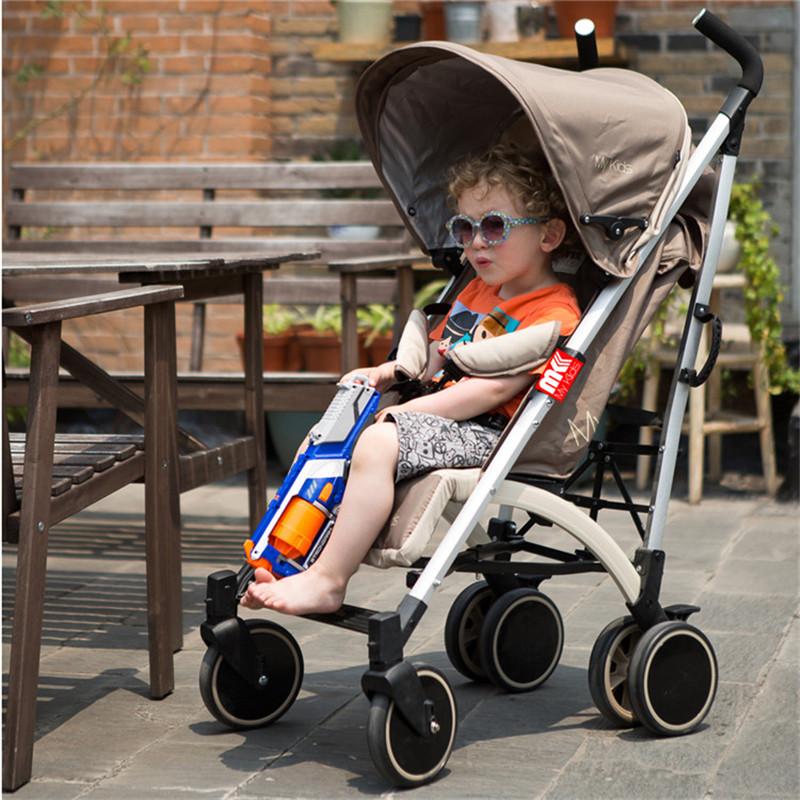 Lightweight baby stroller Carriage Strollers Pushchair Lightweight Portable Pram Infants 3 In 1 Folding Umbrella Travel System <br><br>Aliexpress